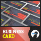 Sleek and Modern - Business Card - GraphicRiver Item for Sale