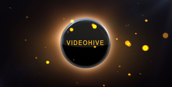 VideoHive Circle Logo 3363921