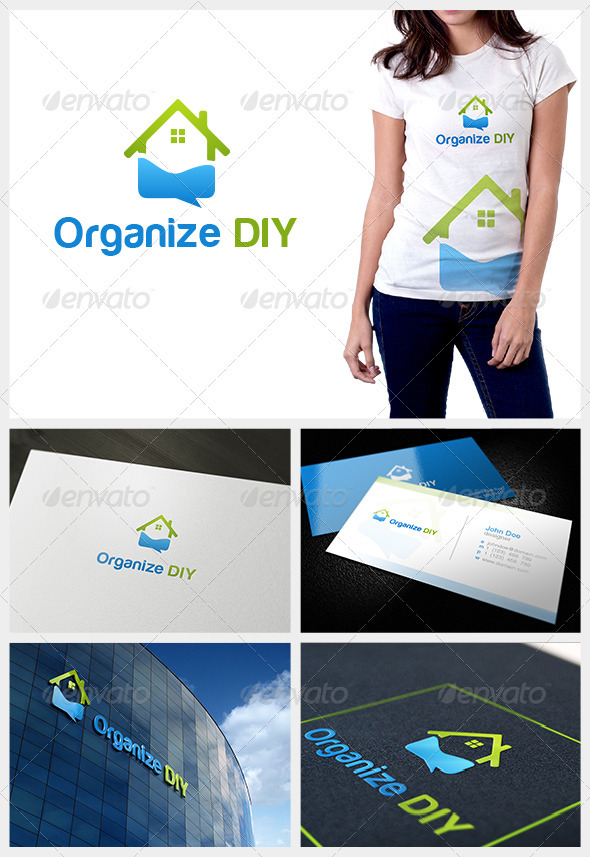 GraphicRiver Organize DIY 3379987