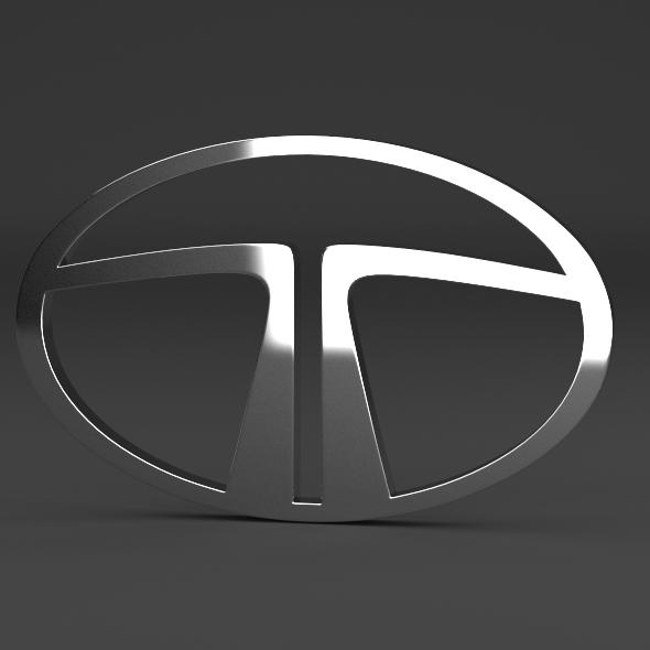 3DOcean TATA Logo 3380131
