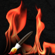 Fire Flames (Brushes) - GraphicRiver Item for Sale