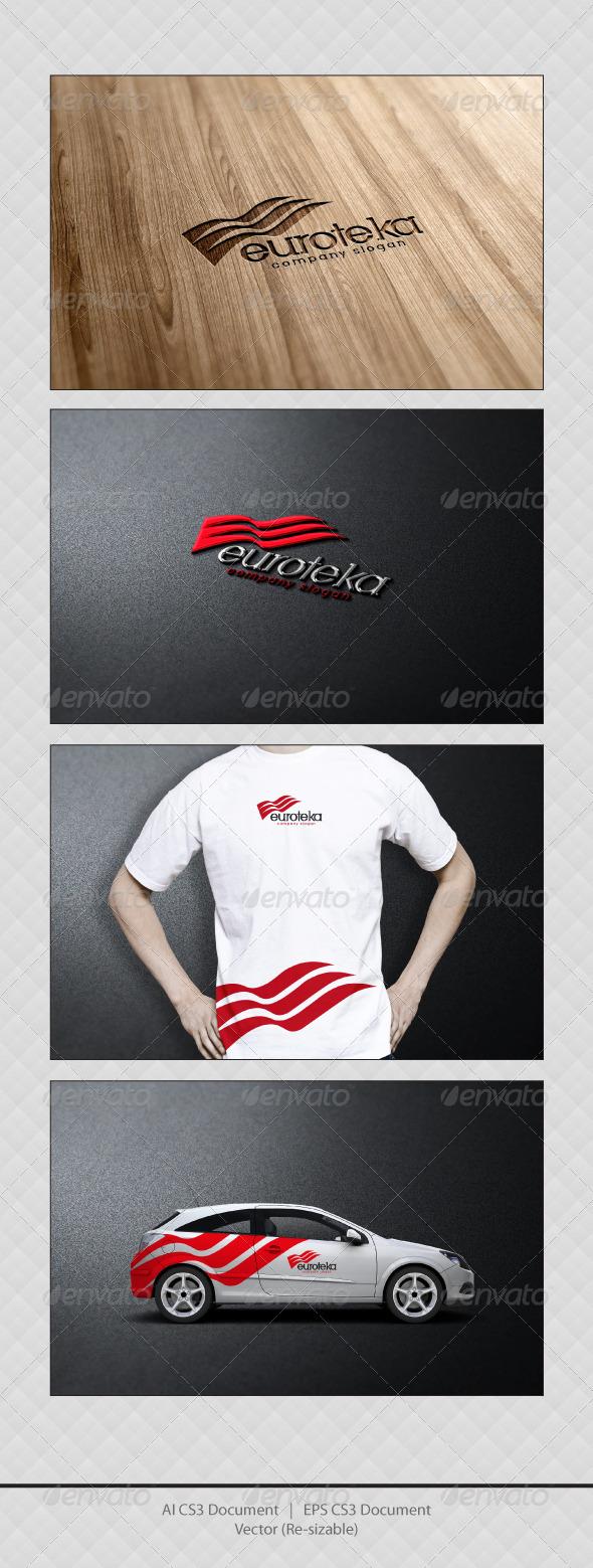 GraphicRiver Euroteka Logo Templates 3358866