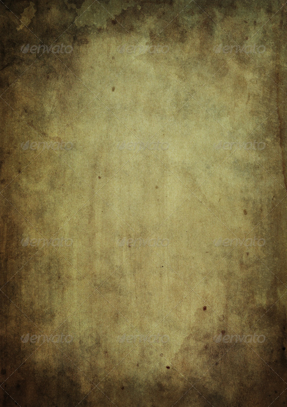 Old paper parchment A4 format 2 - Stock Photo - Images