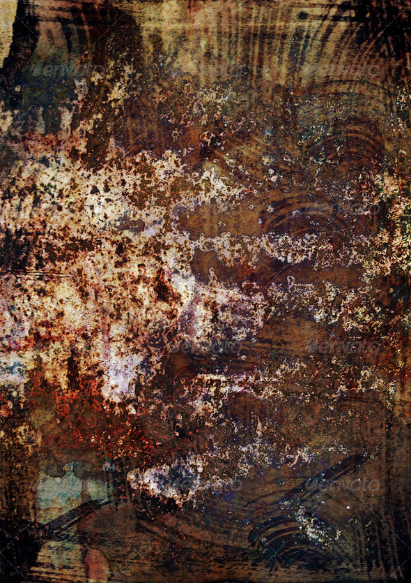 Photo overlays grunge texture 6 - Stock Photo - Images
