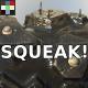 Rubber Squeak