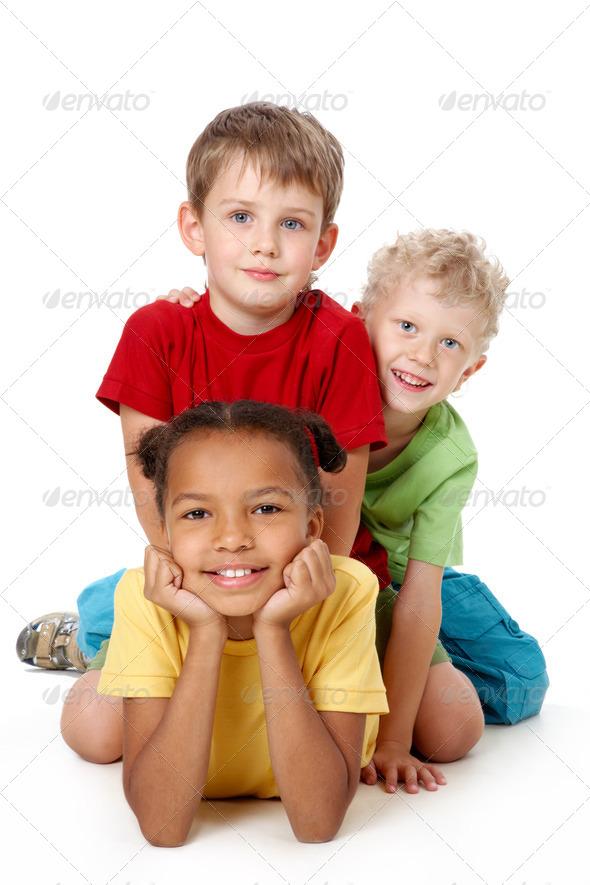 Children - Stock Photo - Images