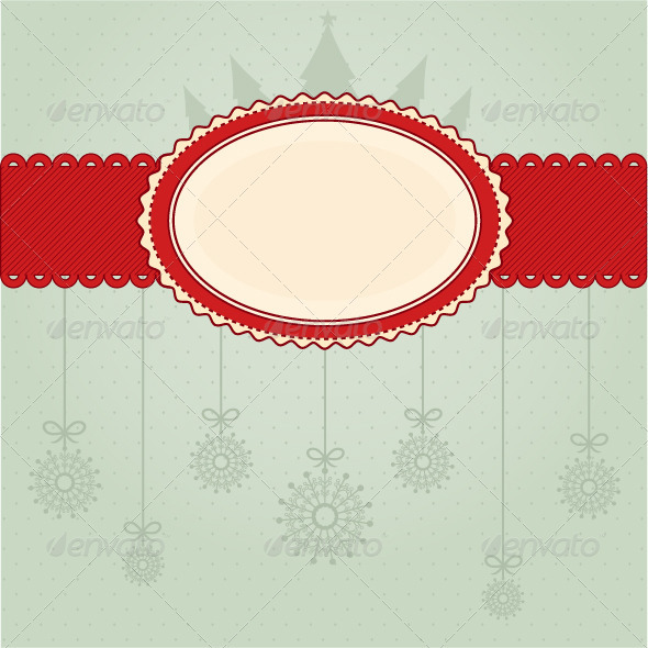 GraphicRiver Christmas Card 3386349