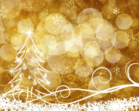 GraphicRiver Christmas Card 3386425
