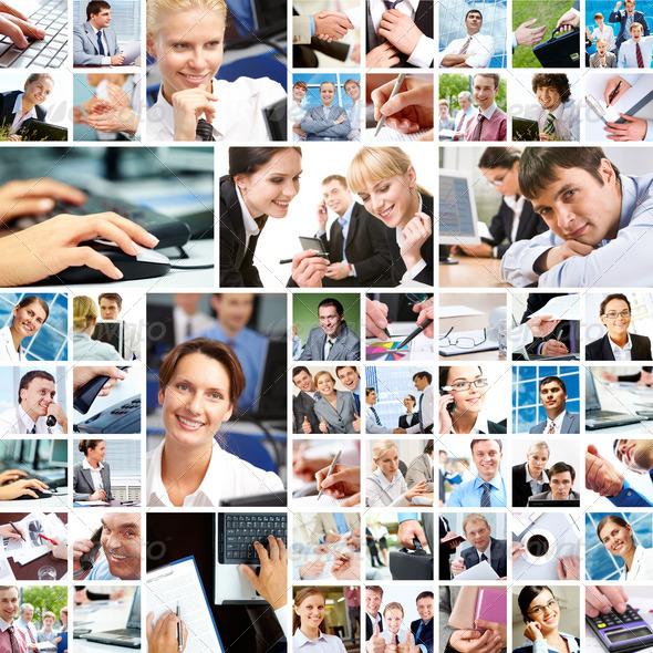 PhotoDune Business moments 365134