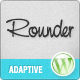 Rounder: Multi-Purpose Adaptive Wordpress Theme - ThemeForest Item for Sale