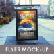 HD Realistic Flyer/Poster Mock-Up - GraphicRiver Item for Sale