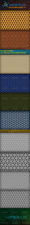 Backgrounds V4 - Patterns Backgrounds