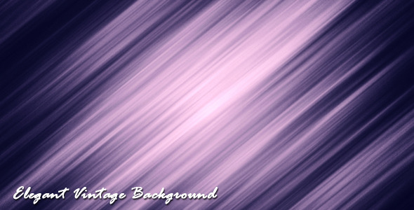 VideoHive Vintage Elegant Background 3389014