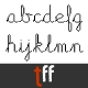 Pixel Handwriting - GraphicRiver Item for Sale