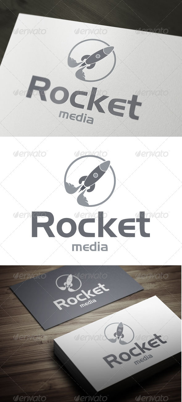 GraphicRiver Rocket Media 3391894