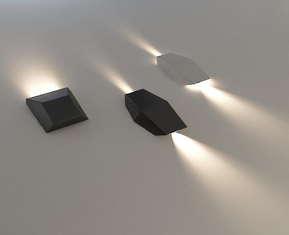 3DOcean modern Light set 01 3391918