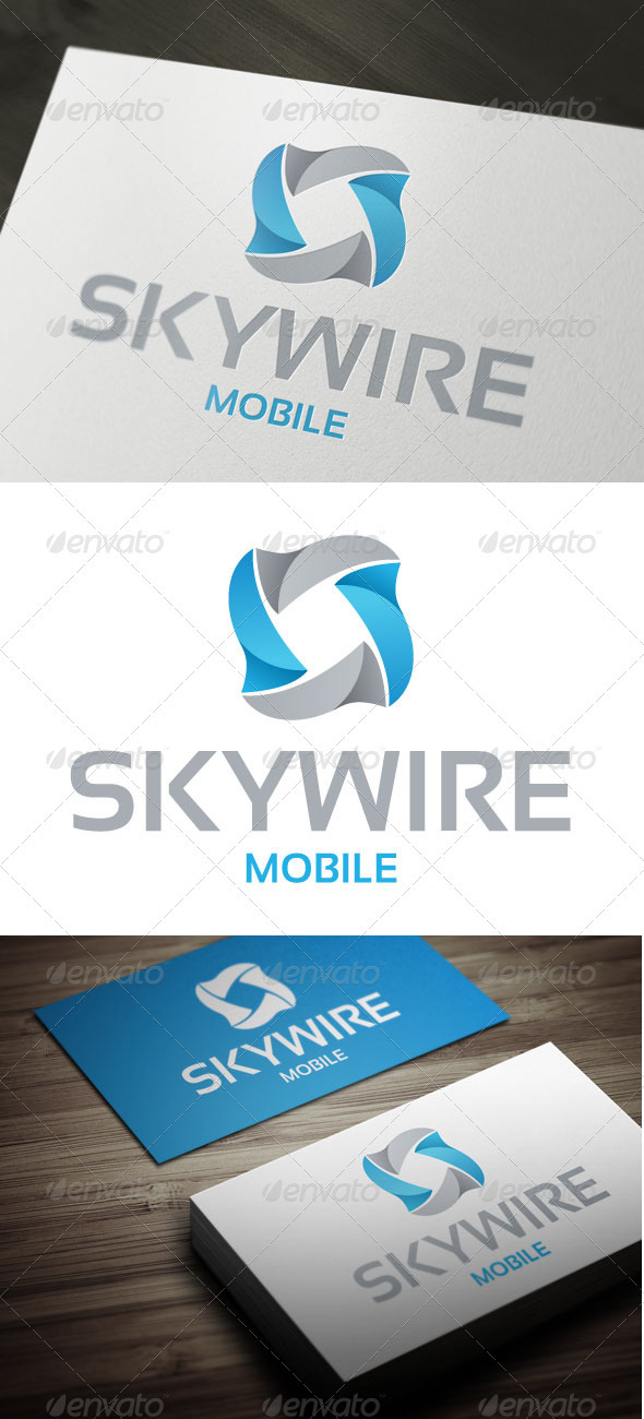 GraphicRiver SkyWire 3391920