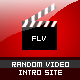 RANDOM FLASH VIDEO INTRO SITE - ActiveDen Item for Sale