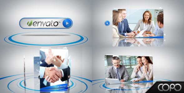 VideoHive Simple Corporate Presentation 3392384