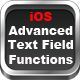Text Fields with Advanced Functionality
