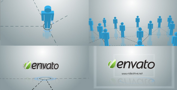 After Effects Project - VideoHive Business Links Logo Revealer-Corporate 3393682