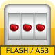 "Flash Slot Machine ""Fruit Casino"" - ActiveDen Item for Sale"