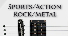 Sports/Action Rock/Metal
