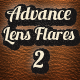 Advance Lens Flares 2 - GraphicRiver Item for Sale