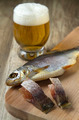 dried fish and beer - PhotoDune Item for Sale
