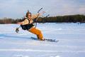 Snowkiter - PhotoDune Item for Sale