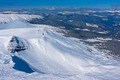 On the Snow-capped Mountain Range - PhotoDune Item for Sale
