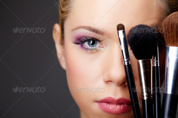 Visage - Stock Photo - Images