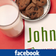Cookie For Santa FB Timeline - GraphicRiver Item for Sale