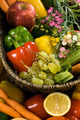 Vegetable and fruit basket - PhotoDune Item for Sale