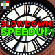 Slow Down and Speed Up Effect