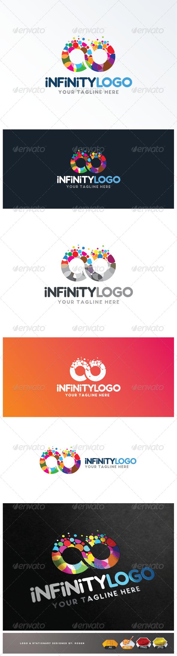 GraphicRiver Infinity Logo 3399683