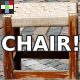 Chair Scoot - AudioJungle Item for Sale