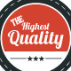Highest Quality - Retro Badges - GraphicRiver Item for Sale