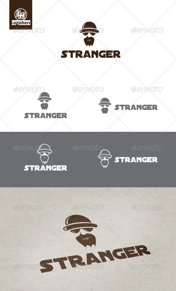 GraphicRiver Stranger Logo Template 3400547