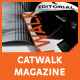 Catwalk Magazine Indesign Template - GraphicRiver Item for Sale