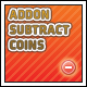 Addon subtract coins for Powerful Exchange System