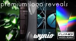 Premium Logo Reveals