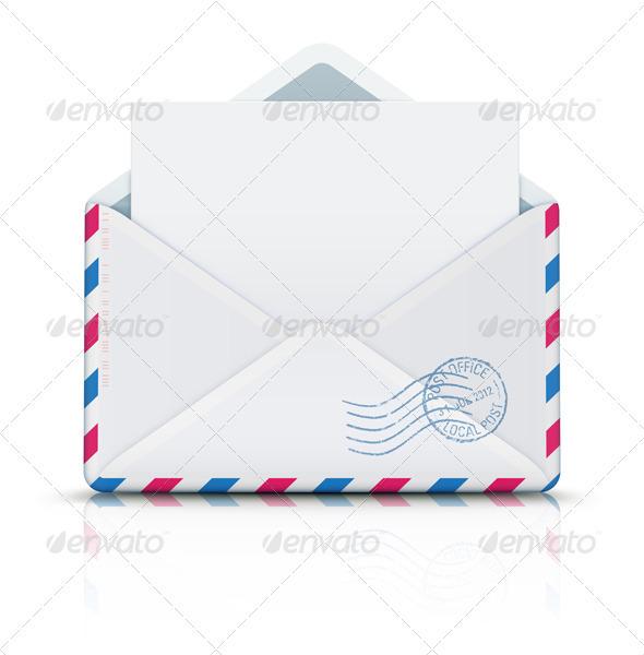 GraphicRiver Open Letter 3403980