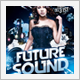 Club Sessions l Future Sound Party Flyer - GraphicRiver Item for Sale