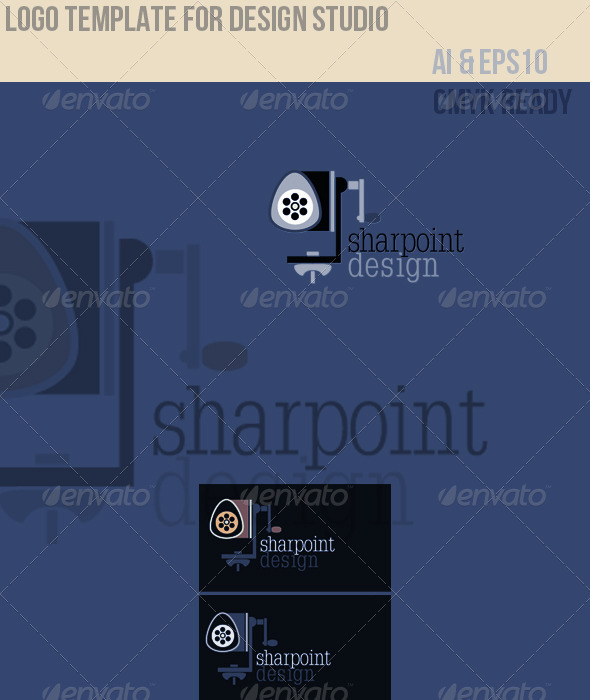 GraphicRiver Pencil Sharpener; Creative Graphic Design 3405898