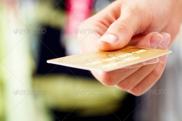PhotoDune Credit card 367713