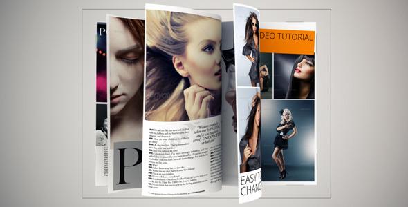 VideoHive Magazine Animation Pro 3410790