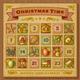 Vintage Christmas Advent Calendar - GraphicRiver Item for Sale