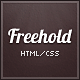 Freehold - Real Estate Site Template - ThemeForest Item for Sale