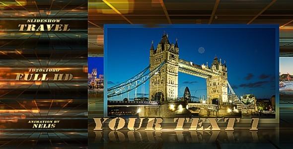 VideoHive Slideshow Travel 3412111